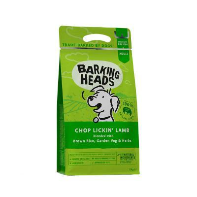 BARKING HEADS Chop Lickin' Lamb (Ėriena) 2kg