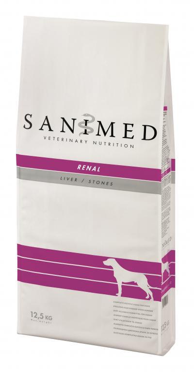 SANIMED Renal šunims 12.5kg