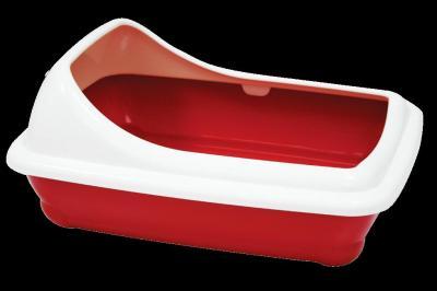 CROCI BORDER BIRBA tualetas 46x35x20cm