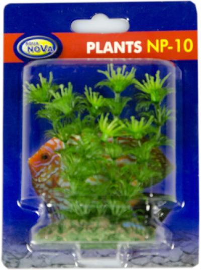 AQUA NOVA plastikinis augalas 10cm