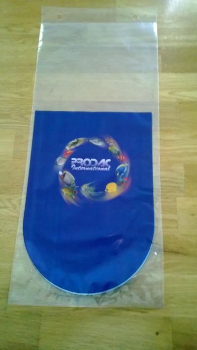 PRODAC maišeliai žuvytėms 17x45cm