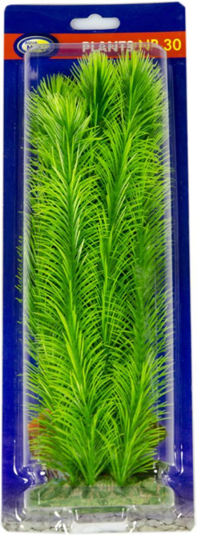 AQUA NOVA plastikinis augalas 30cm