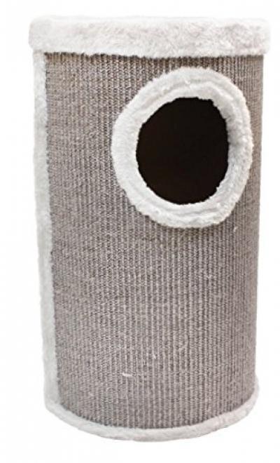 CROCI TOWER ruda draskyklė katėms 35x35x60cm
