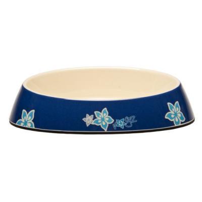 ROGZ Dubenėlis Cat Blue Flora 200ml