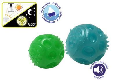 Žaislas Glow Squeakball S