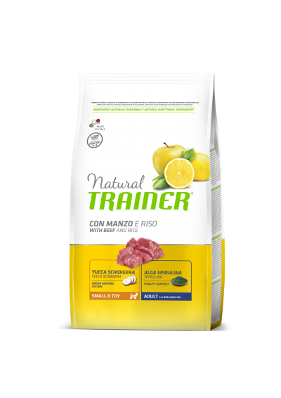 Trainer Natural ADULT MINI (Jautiena) 800g