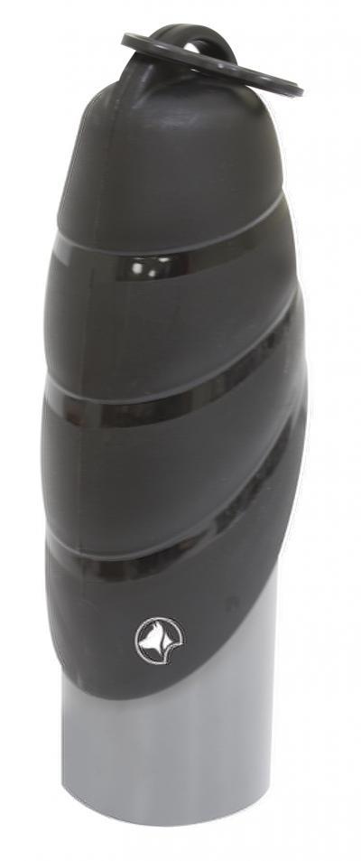 CROCI kelioninis indas gėrimui pilka/juoda 750ml