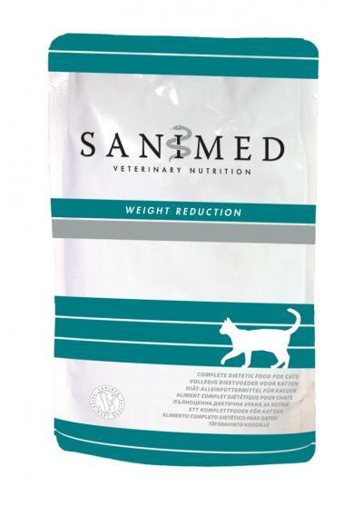 SANIMED Weight Reduction Paštetas katėms 0.1kg