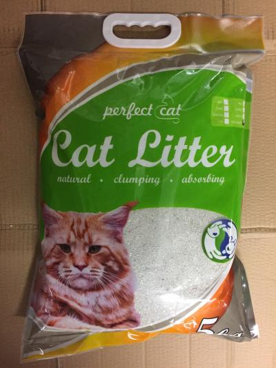 Perfect Cat kačių smėlis su levandų kvapu 5kg