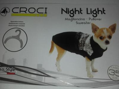 Megztinis NIGHTLIGHT 25cm