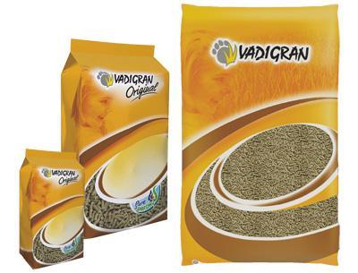 VADIGRAN ORIGINAL granulės triušiams 1kg