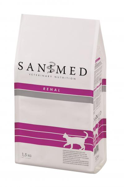 SANIMED Renal katėms 1.5kg