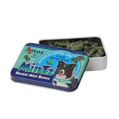ANTOS MINTZ Dental Bones skanėstai šunims 40vnt