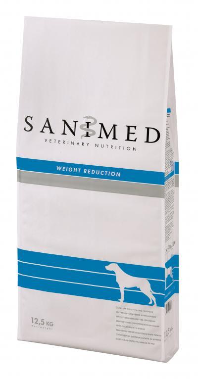 SANIMED Weight Reduction šunims 12.5kg