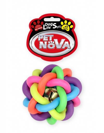 PET NOVA žaislas šuniui atomas su skamb. XL 10.5cm