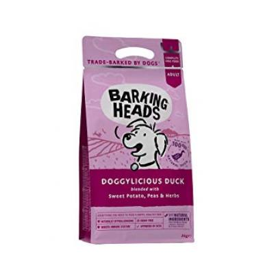 BARKING HEADS Doggylicious Duck Grain Free (Antiena) 2kg