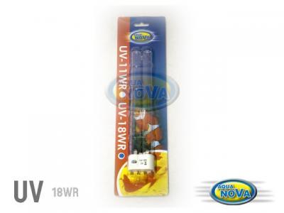 AQUA NOVA UV lempa keitimui 18W