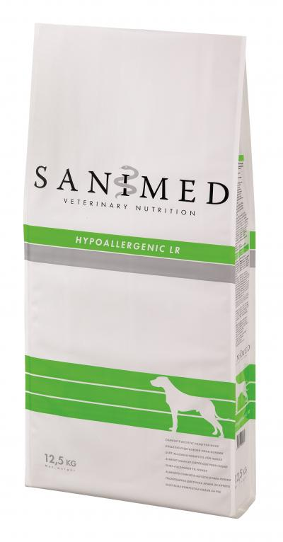 SANIMED Hypoallergenic LR šunims 12.5kg