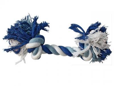 Virvelinis žaislas mėlynas kaulas 20cm
