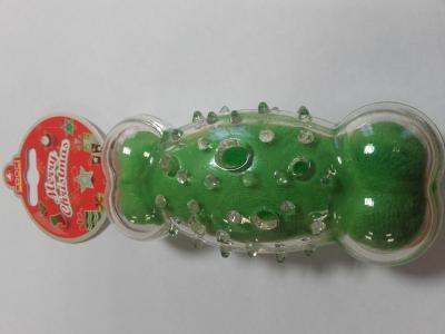 Žaislas kalėdinis kauliukas 13.5x5.6x4cm