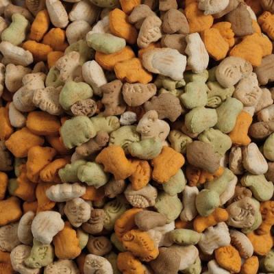 Sausainiai ASSORTED VANILLA 1kg