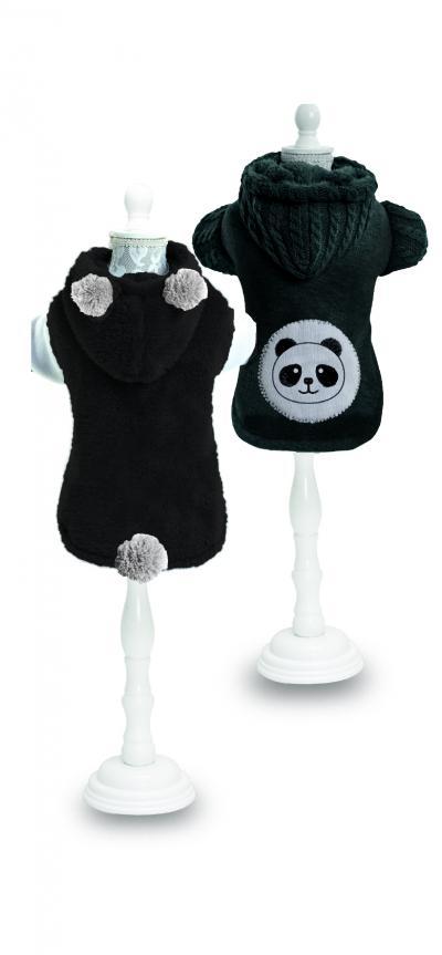 Megztinis Double panda 30cm
