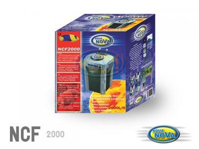 AQUA NOVA išorinis filtras 2000l/h