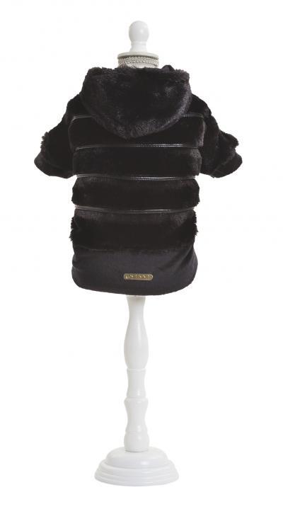 Kailiniai BLACK FUR 35cm