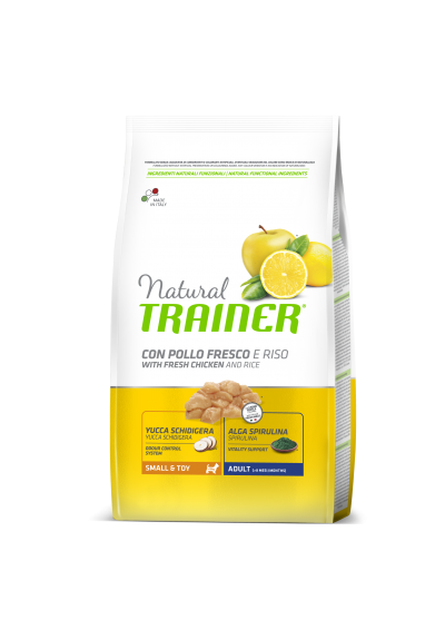 Trainer Natural ADULT MINI (Vištiena) 7kg