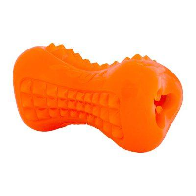 ROGZ Yumz Treat Large Orange 15x8.2cm