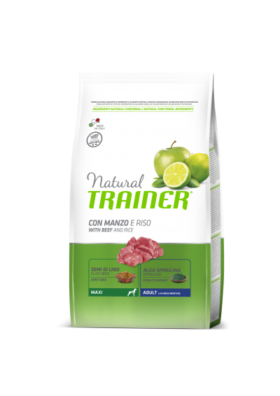 Trainer Natural ADULT MAXI (Jautiena) 12kg