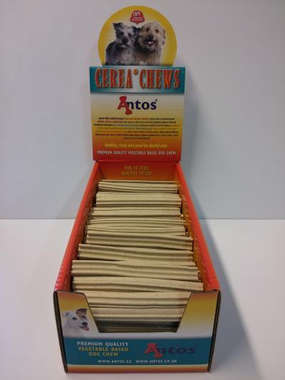 STARS 12.5cm - balta dėžutė (150vnt)