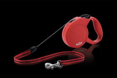 FLEXI CLASSIC (M) 5m raudonas iki 20kg