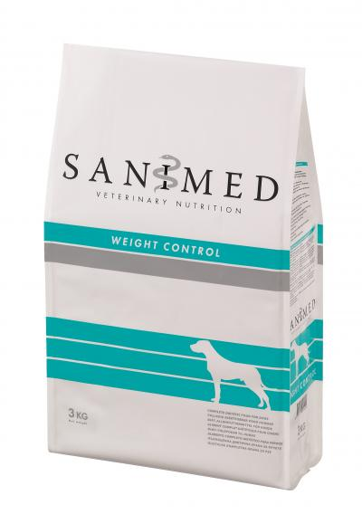 SANIMED Weight Control šunims 3kg