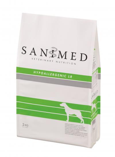 SANIMED Hypoallergenic LR šunims 3kg