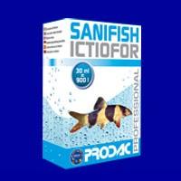 PRODAC SANIFICH ICTIOFOR 30ML-1000L/ICHTYOPHIRIUS parazitams