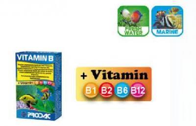 PRODAC Vitaminas B
