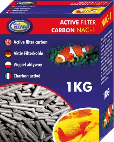 AQUA NOVA aktyvuota anglis 1kg