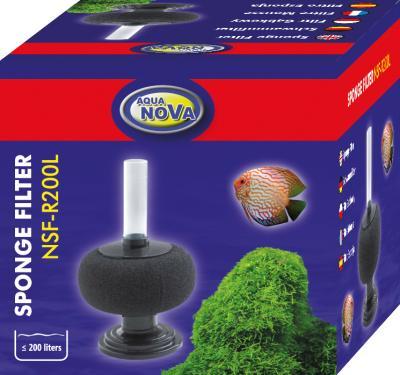 AQUA NOVA kempininio filtro NSF-R200L kempinė