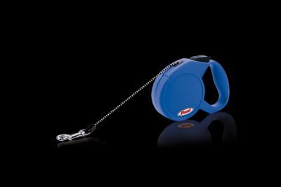 FLEXI MINI CLASSIC (XS) 3m mėlynas iki 8kg